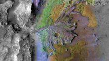 NASA picks ancient Martian river delta for 2020 rover touchdown