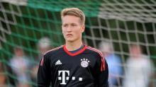 FC Bayern: Torwart-Talent Hoffmann unterschreibt Profivertrag
