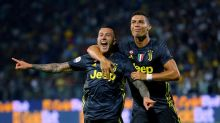 Serie A - Milan cale, CR7 sauve la Juve