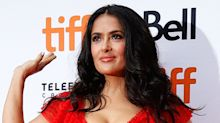Salma Hayek Embraces Aging With Bikini Snap On 53rd Birthday: 'So!?'