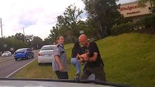 Dramatic Video Captures the Moment a Florida Sheriff's Deputy Saves the Life of a 3-Month-Old Baby