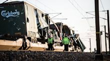 Train accident on bridge in Danish islands leaves six dead and 16 injured