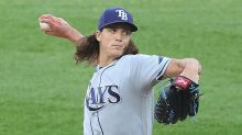 Rays say ace Tyler Glasnow has partially torn UCL