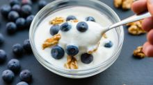 Men who eat two portions of yoghurt a week less likely to develop bowel cancer, study suggests