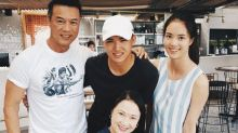Local stars react to Hong Huifang-Pan Lingling spat