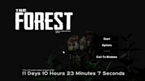 Let's Play The Forest Closed Alpha Version 0.01