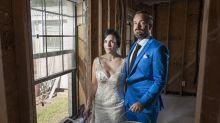 Hurricane Harvey destroyed this couple's wedding. Their next move will make you cry.