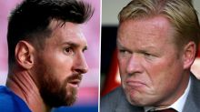 'It was a conflict between Messi and the club' - Koeman insists he has good relationship with Barcelona star