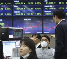 Markets tank on concern about virus impact on world economy