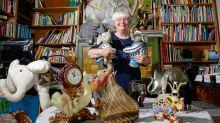 Porträt: Wertvoll bis schrill: Schönebergerin lädt in ihre Sammlung