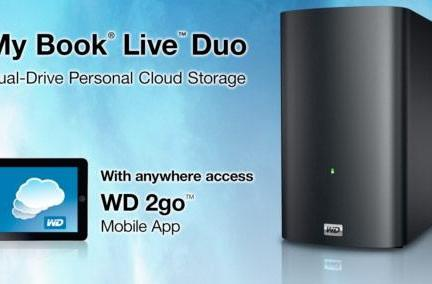 Western Digital's My Book Live Duo marries RAID and cloud storage, bytes everywhere celebrate