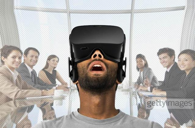 VR stock photos are coming to Oculus Rift