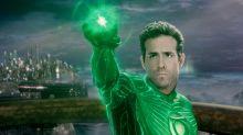Ryan Reynolds confessa que nem ele viu o filme do Lanterna Verde até o fim