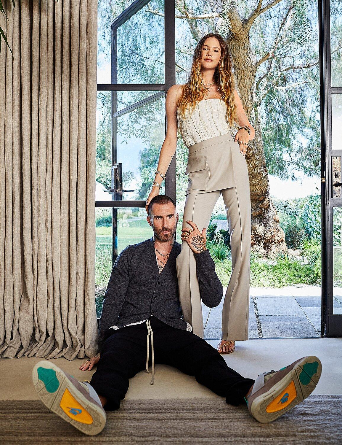 Go Inside Adam Levine and Behati Prinsloo's 'Perfect Sanctuary' Home: 'We Didn't Want a Palatial McMansion'