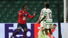 Tim Weah scores 1st goal for Lille in Europa loss at Celtic