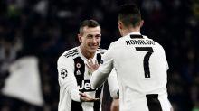 Ronaldo ban would be 'crazy', says Juve teammate Bernardeschi