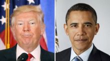 Trump Ends Obama's 12-Year Streak as America's Most Admired Man