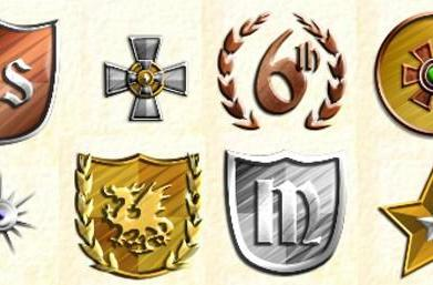 Illyriad's revamp adds friends list, medal designer, and more functional UI