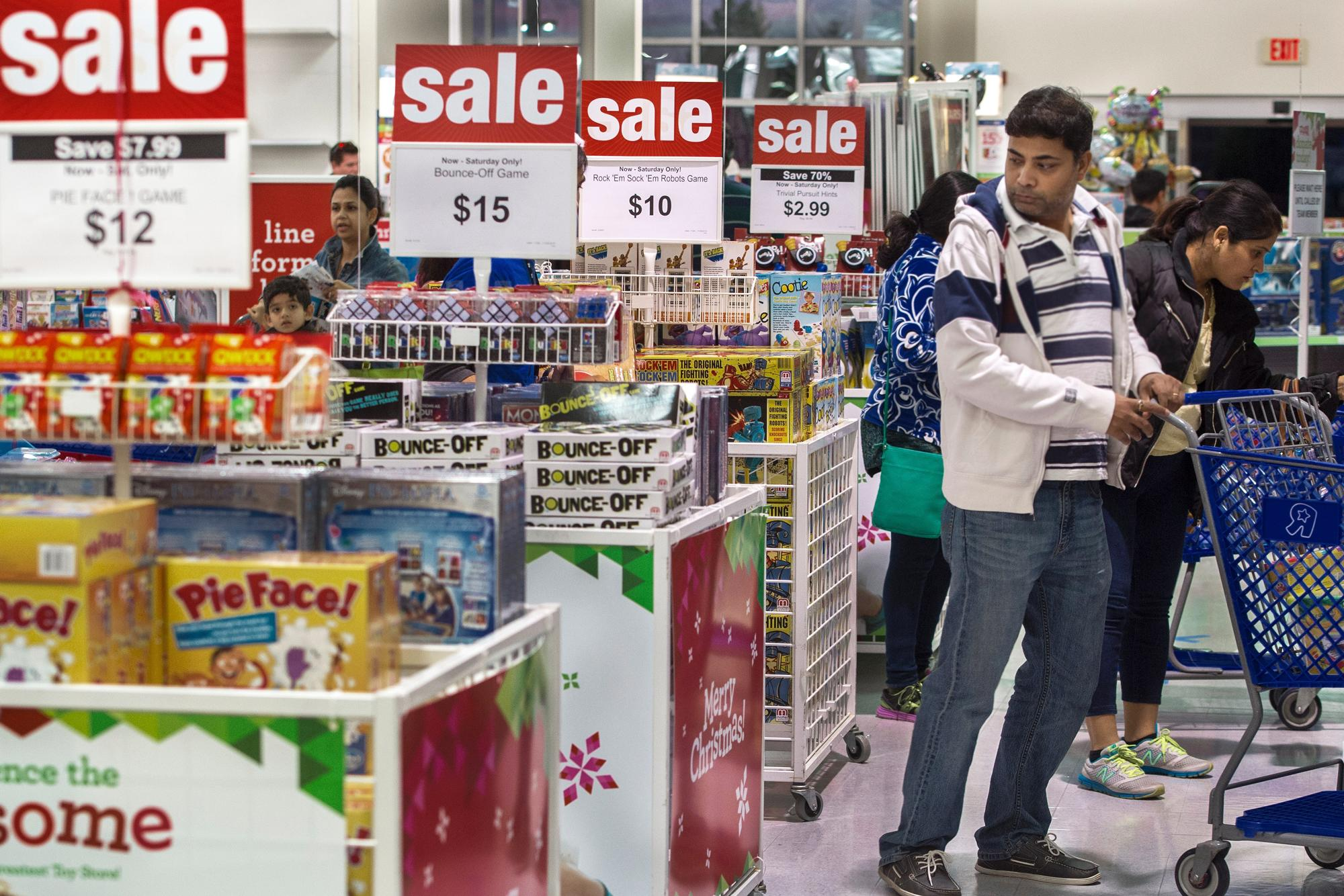 toys 'r' us business prospective