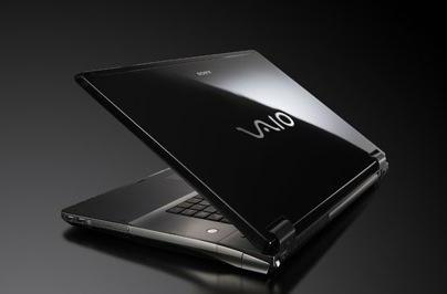 Sony's 17-inch VAIO AR with Blu-ray meets Penryn