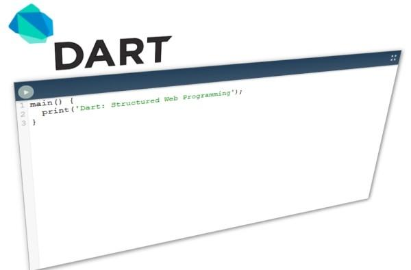 Google takes steady aim at web programming with Dart