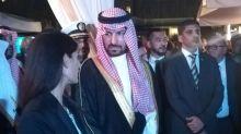 Festa dell'Arabia Saudita, Raggi a ricevimento ambasciatore
