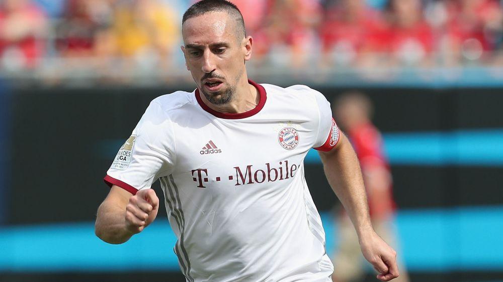 """Ribery: """"Alle wollten mich haben"""""""