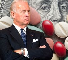 Big Pharma Whines to Biden: 'We're Not the Bad Guy'
