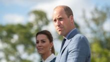 The Duke and Duchess of Cambridge share emotional video