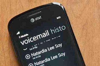 Bing Indoor Maps and Visual Voicemail shown in latest WP7 Mango demo videos