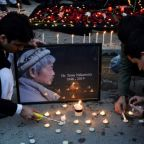 Afghan mourners demand justice for slain Japanese 'hero'