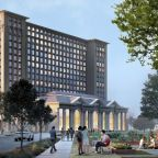 Ford reveals cost to revive Detroit train station, neighborhood
