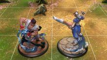 街霸都出Board Game!Street Fighter角色化身超精緻戰棋