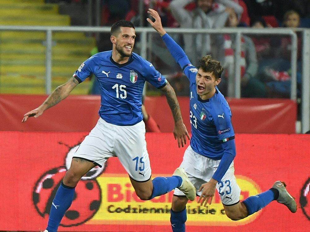 Nations League Italien