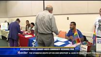 Oceanside Public Library hosts community resource fair