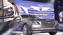 Korean car brand Genesis is praised by critics but unknown to customers