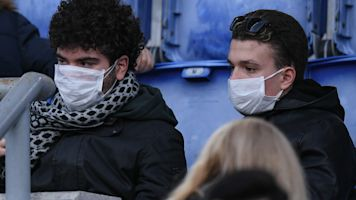 Serie A games postponed over coronavirus outbreak