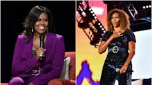 Michelle Obama estrena melena rizada en el Essence Festival 2019