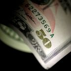 Dollar jumps on Europe risks, Fed bets; stocks weaken amid tech nerves
