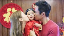Grace Chan doesn't see issue with showing off baby on social media