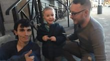 Kind toddler who feeds homeless set to invite them to his birthday