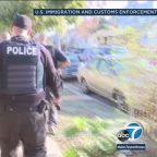 Immigration and Customs Enforcement agents arrest 212 in Los Angeles operation