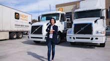Next Trucking has plan to ease congestion at L.A.-area ports