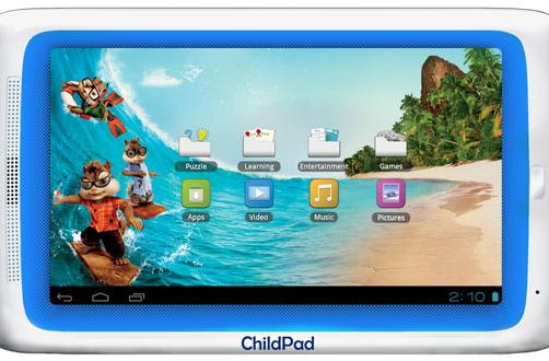 Archos Child Pad gets capacitive screen upgrade, minor price hike to $140