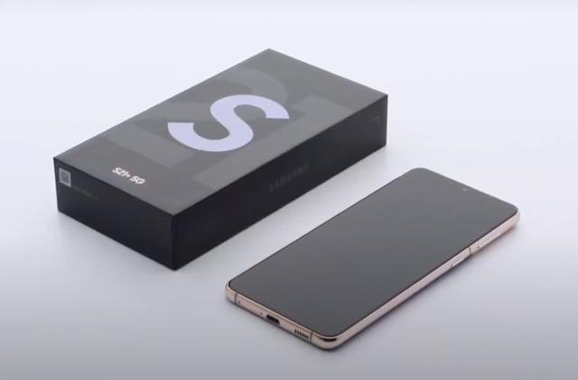 Samsung's Galaxy S21 phones won't have a charger in the box