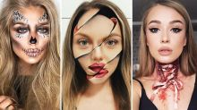 You won't believe these Halloween looks are only makeup