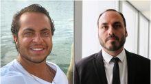 Thammy Miranda é confundido na web com Carlos Bolsonaro