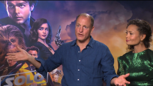 Woody Harrelson and Thandie Newton prefer Westworld to Star Wars (exclusive)