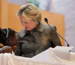 Clinton: My worries are not the same as black grandmothers'