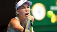 Emotional Wozniacki stays alive in Australian Open swansong